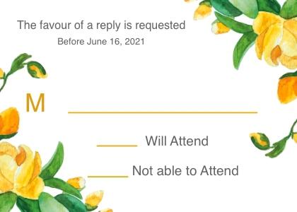 respond card 9 plant vase