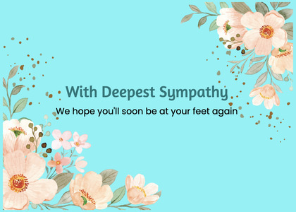 sympathy card 117 graphics art