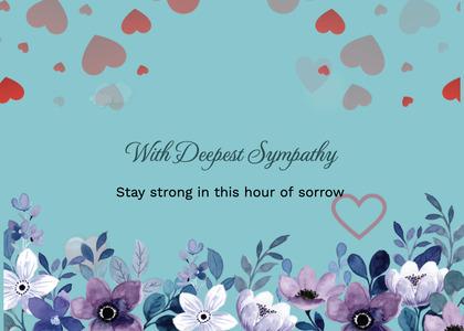 sympathy card 177 greeting card mail
