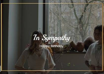 sympathy card 22 person human