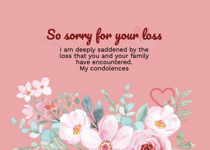 sympathy card 253 graphics art