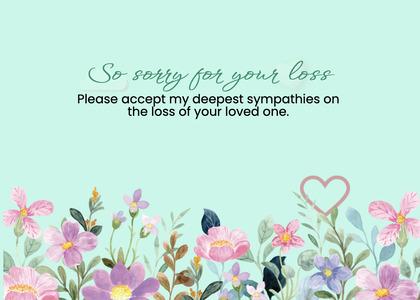 sympathy card 255 graphics art
