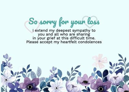sympathy card 270 graphics art