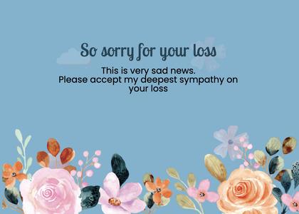 sympathy card 277 graphics art