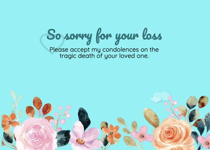 sympathy card 283 graphics art