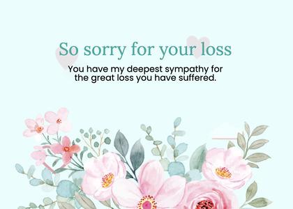 sympathy card 288 graphics art