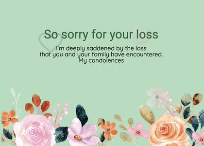 sympathy card 294 graphics art