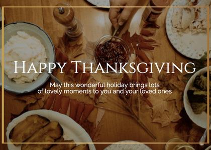 thanksgiving card 146 plant food
