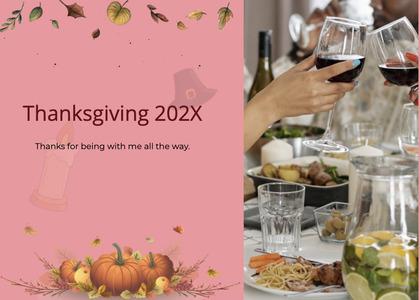 thanksgiving card 179 beverage menu