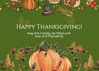 thanksgiving card 246 plant food