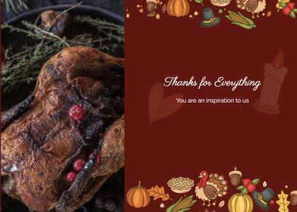 thanksgiving card 59 food temptag