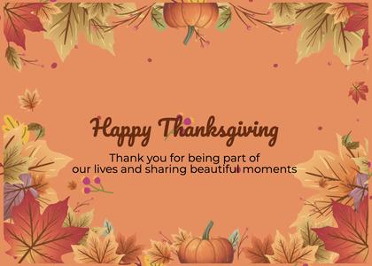 thanksgiving card 86 floraldesign graphics