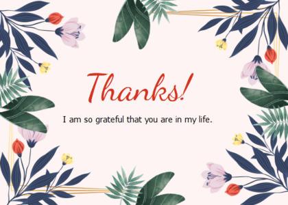 thankyou card 17 floraldesign graphics