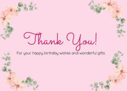 thankyou card 38 floraldesign graphics