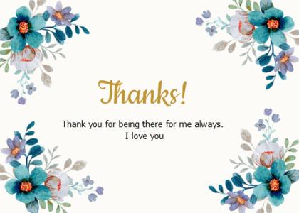 thankyou card 46 graphics art