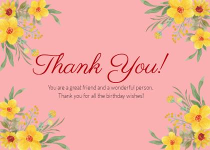 thankyou card 47 floraldesign graphics