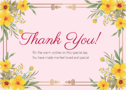thankyou card 49 floraldesign graphics