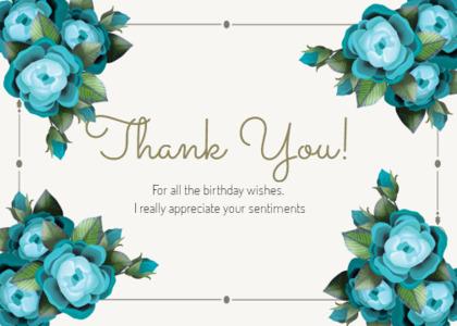 thankyou card 51 floraldesign graphics