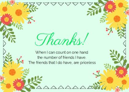 thankyou card 61 floraldesign graphics