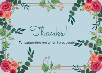 thankyou card 66 floraldesign graphics