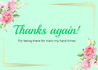 thankyou card 81 pottedplant vase