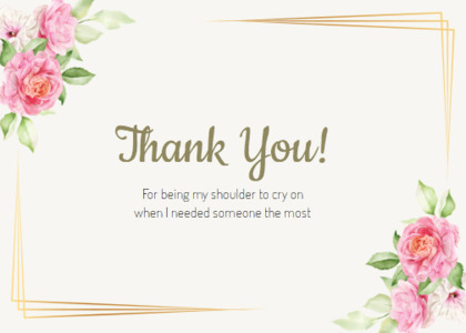 thankyou card 92 floraldesign graphics