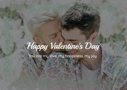 valentine card 167 person human