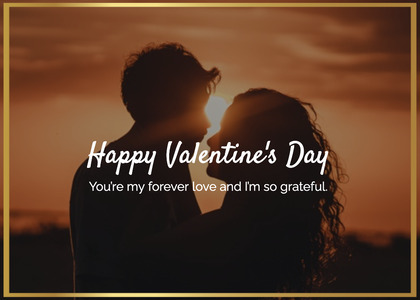valentine card 168 dating person