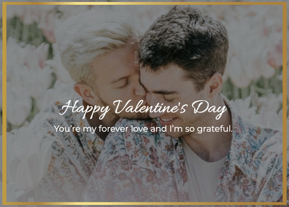 valentine card 172 person human