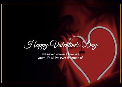 valentine card 192 advertisement poster