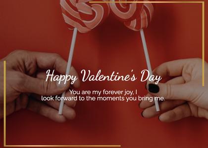 valentine card 193 person human