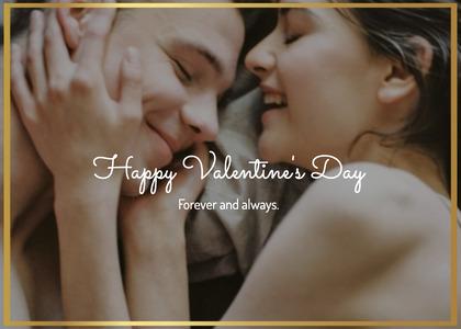 valentine card 195 person human