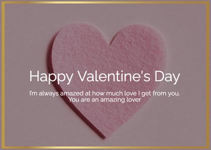 valentine card 197 business card paper