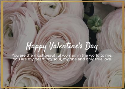 valentine card 207 homedecor plant