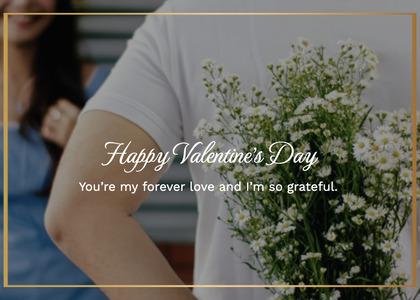valentine card 209 person arm