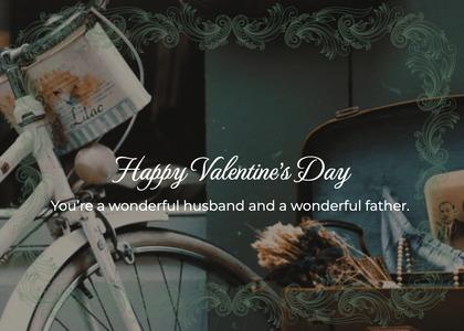 valentine card 211 wheel machine