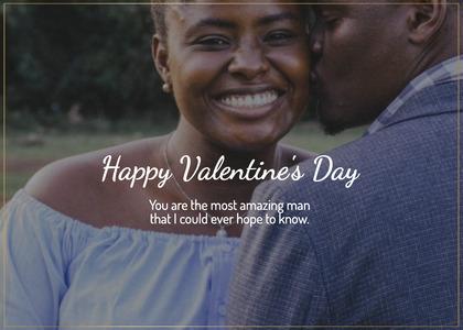 valentine card 212 face person
