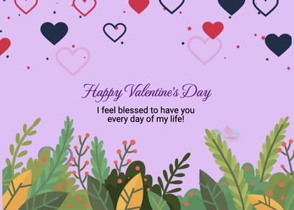 valentine card 241 paper text