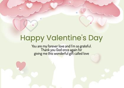 valentine card 247 paper flyer