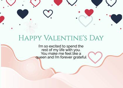 valentine card 249 paper temptag