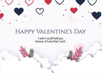 valentine card 260 paper graphics