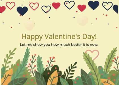 valentine card 274 mail envelope