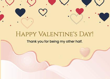 valentine card 287 text temptag