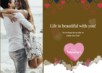 valentine card 311 person dating