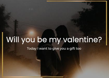 valentine card 33 person human