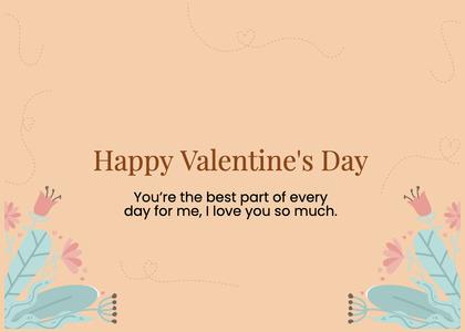 valentine card 367 text paper