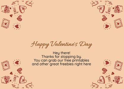 valentine card 379 floraldesign graphics