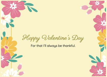 valentine card 384 floraldesign graphics