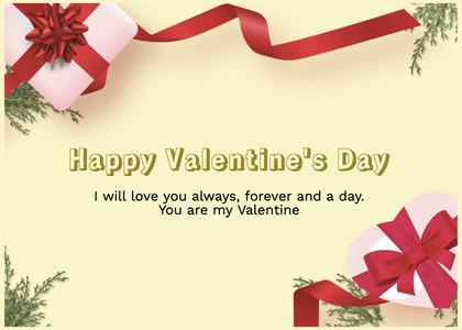 valentine card 388 text gift