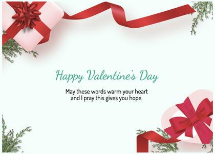 valentine card 392 envelope mail